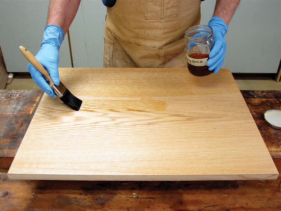 Wiping Varnish - Popular Woodworking Magazine