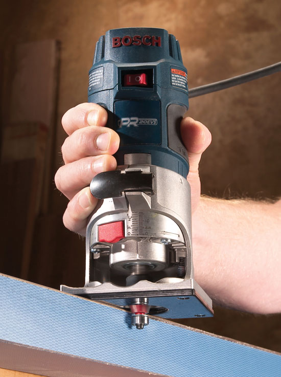 Trim Router Tips - Popular Woodworking Magazine
