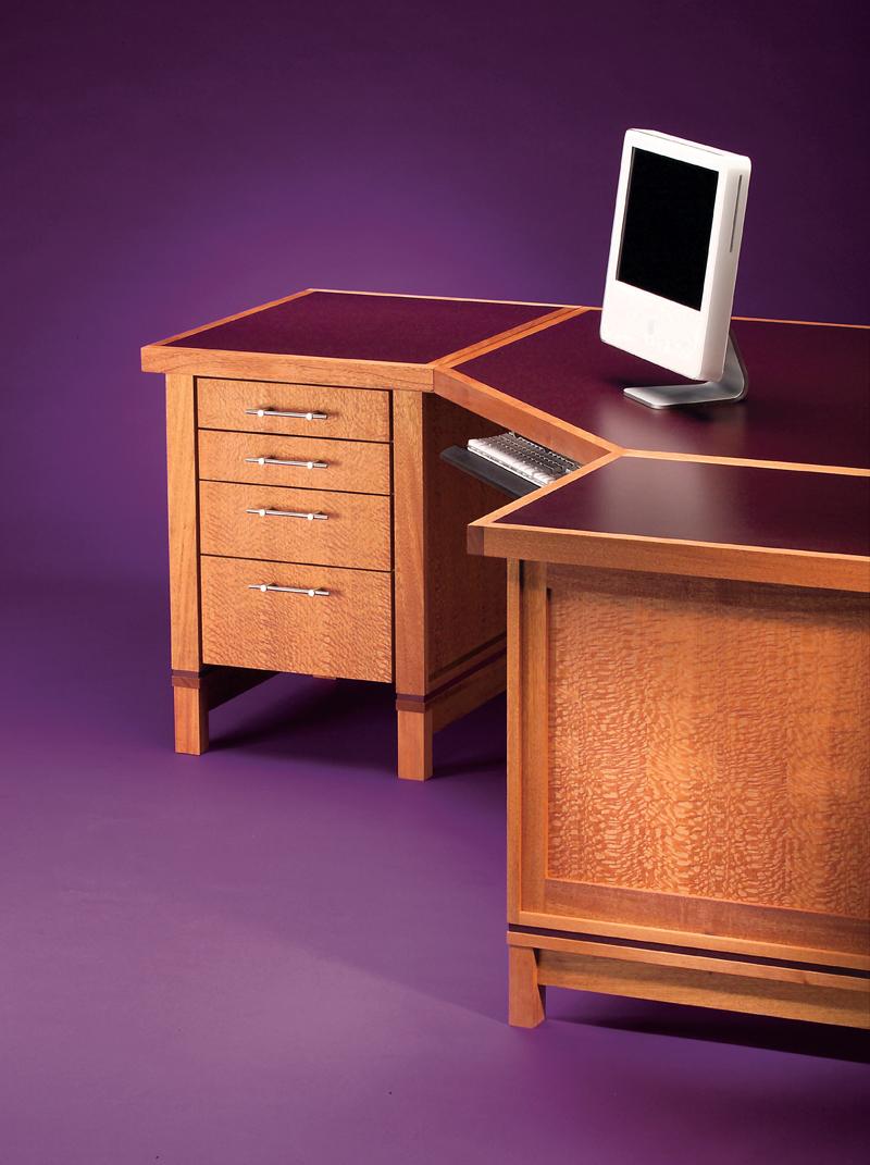 How to Build a Modular Desk System: Free DIY Desk Plans