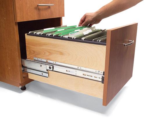 desk drawer file rails 1