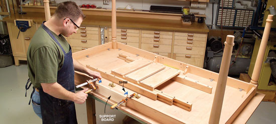 wood cradle plans free, stow leaf table plans, playhouse building