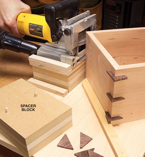 12 Tips for Better Biscuit Joining - Popular Woodworking ...