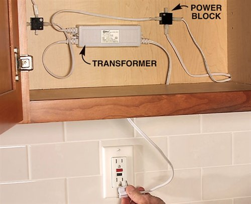 AW Extra 11 22 12 Undercabinet Lighting Popular Woodworking Magazine