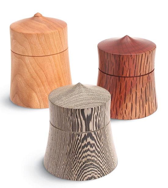 AW Extra 1/31/13 - Turned Lidded Box - Popular Woodworking Magazine