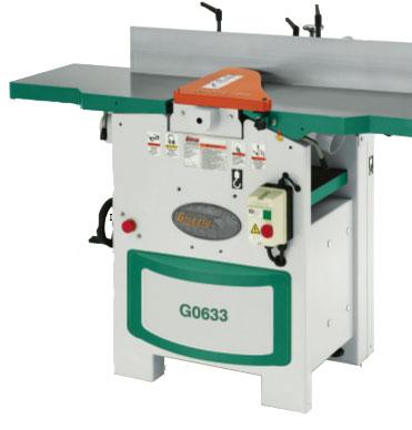 jointer planer combo machine