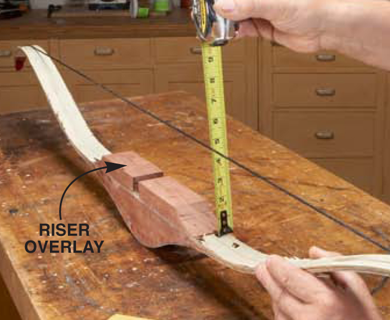 Build a recurve bow popular woodworking magazine - How to make a homemade bow and arrow out of wood ...
