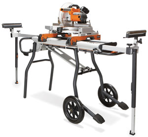 Versatile Miter Saw Stand - Popular Woodworking Magazine