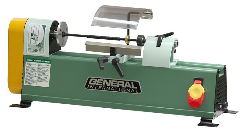 Tool News – General International 25-010 M1 Pen Turning Lathe