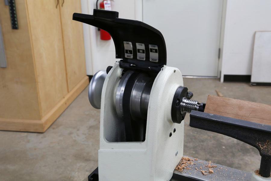 used jet wood lathe