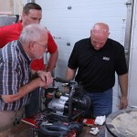 Learning how to use and care for your compressor.