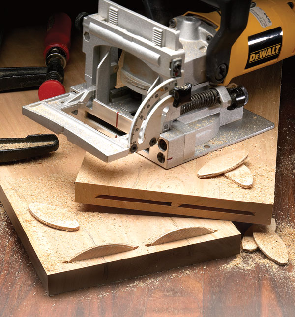 New Manual for Biscuit Joiners - Popular Woodworking Magazine