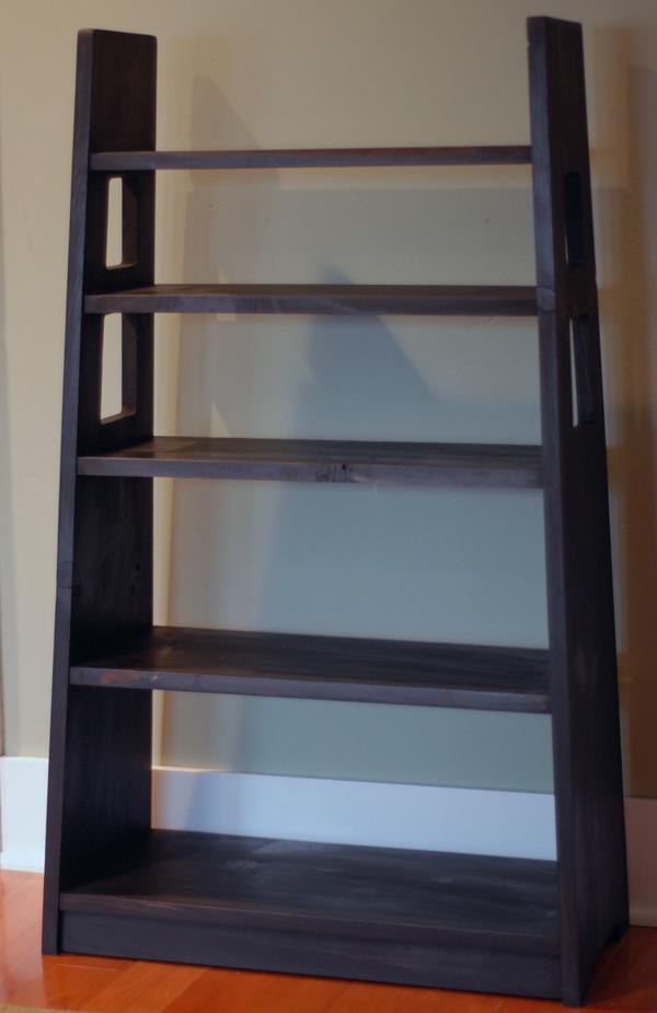 Building the Limbert No. 346 Magazine Stand