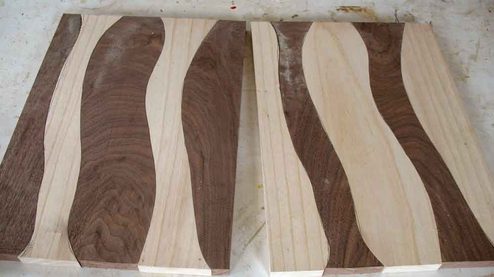 Easy Curvaceous Edge Joints Popular Woodworking Magazine