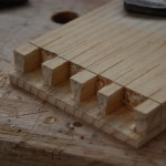 secret dovetail, miter dovetail
