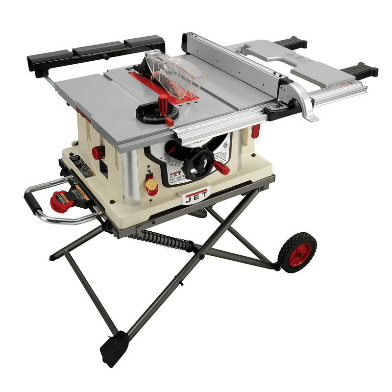 Jet 39 s bench power tools popular woodworking magazine for 10 13 amp industrial bench table saw