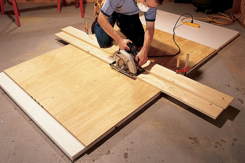 Woodworking Cutting plywood circular saw Plans PDF Download Free cyclone wood dust collector ...