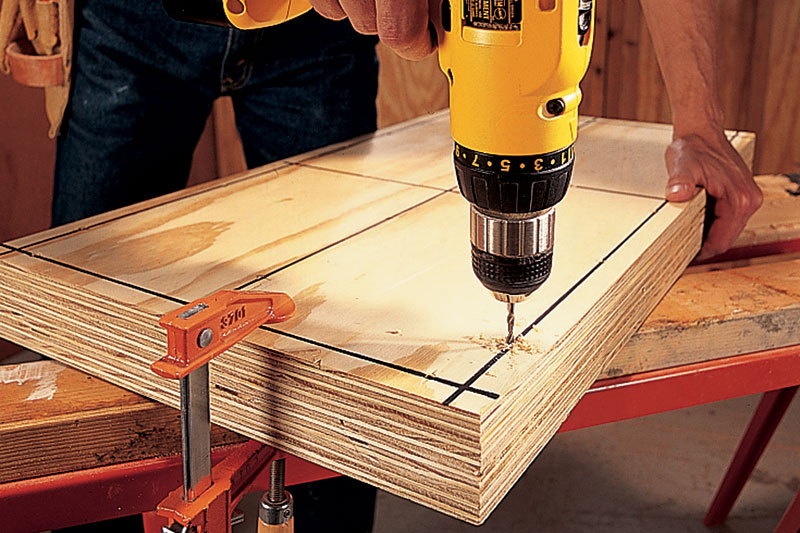 2095 7 Essential Woodworking Tools furthermore Veritas Dovetail Saw Guide With Saw furthermore Chickenpigeon Coophouse Nest Boxes further Toms Torsion Box Workbench additionally How Make Desk Fan And Heater 7. on laying out a woodworking shop