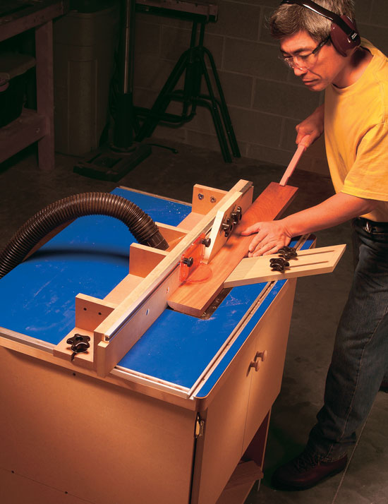American Woodworker Router Table - Popular Woodworking ...