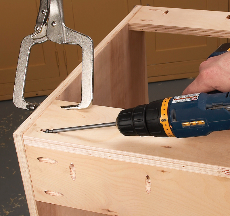 ... Cabinets with Pocket-Hole Joinery - Popular Woodworking Magazine