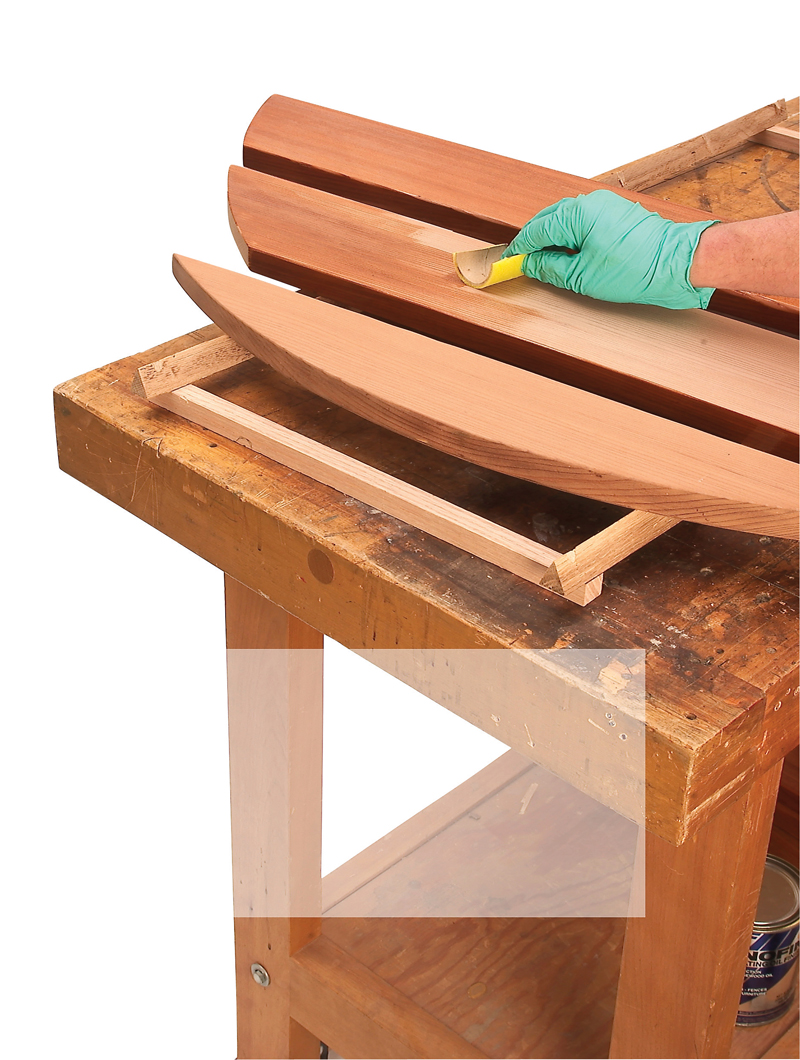 What 39 S The Best Wood Finish For Outdoor Furniture