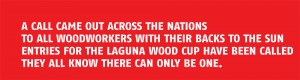 Be The Best Woodworker in The World