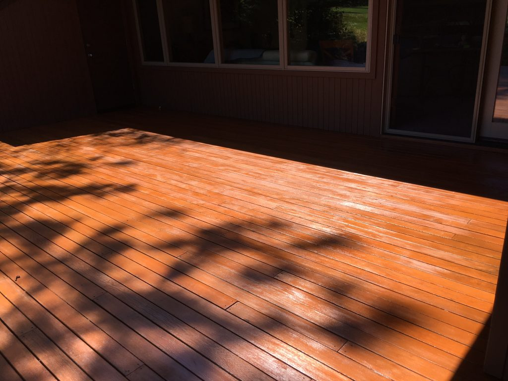 Deck Stain