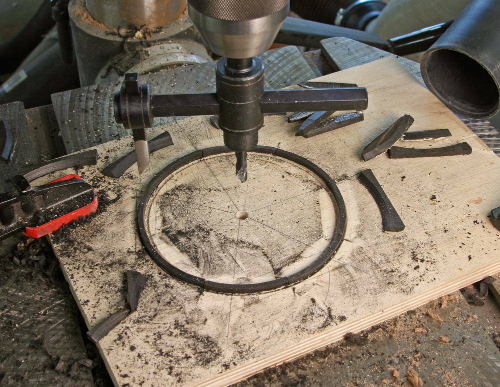 Taming The Circle Cutter The Tool I Love To Hate