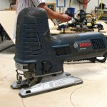 New Bosch Barrel Grip Jig Saw
