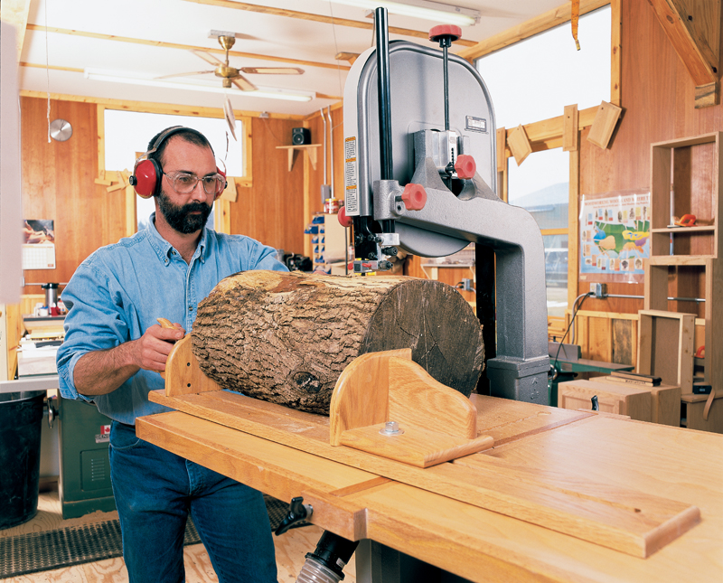 Bandsaw Resawing - Popular Woodworking Magazine