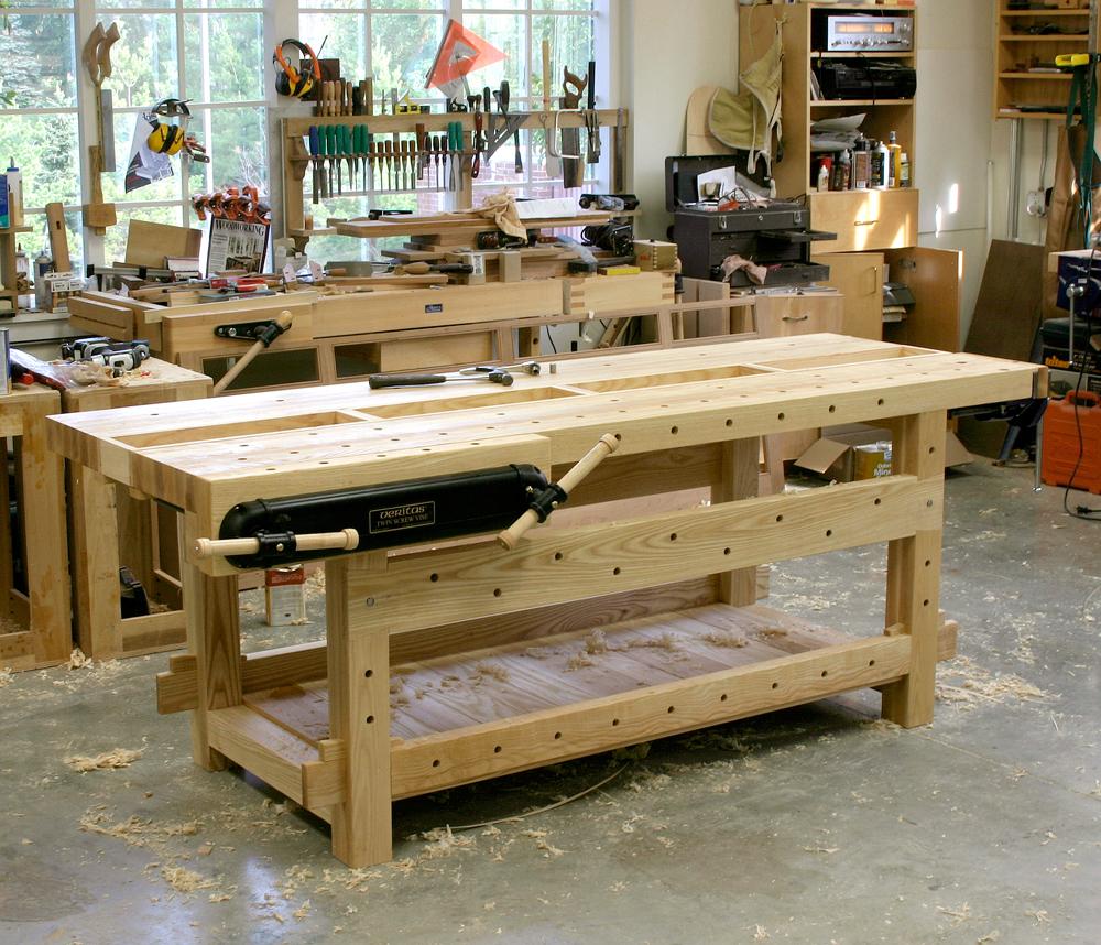 Another 21st Century Workbench - Popular Woodworking Magazine