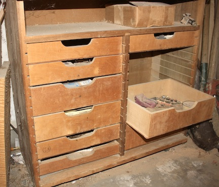 Building workbench drawers - Making wood drawers ...