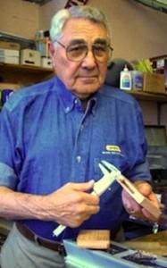 Inventor Burton 'Burt' Weinstein, 87