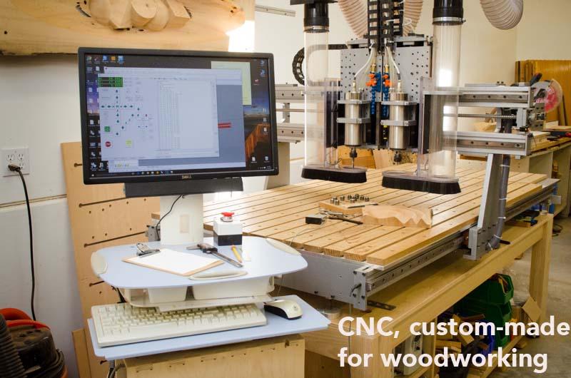 custom CNC