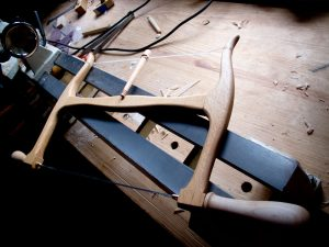 how to make a bowsaw that's simple, but looks great