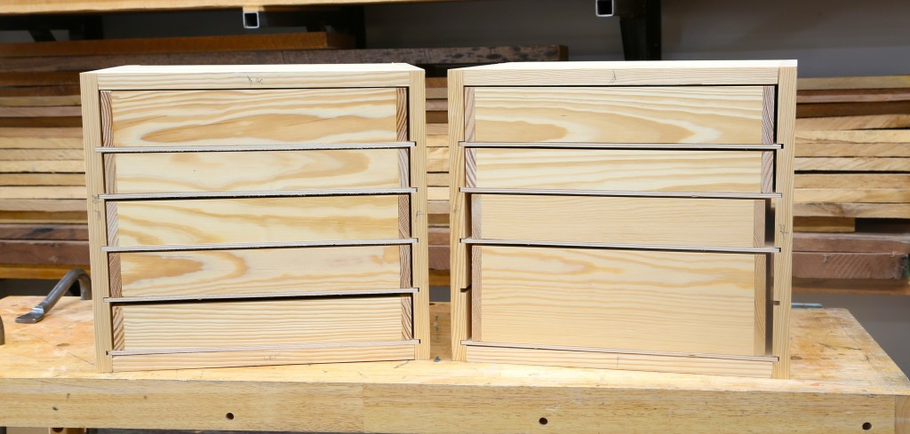 How to Build Woodshop Drawers: Free DIY Tool Drawer Plans