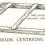 Centering-tool