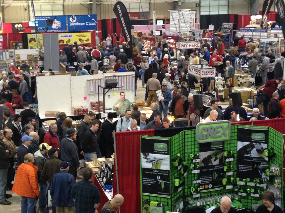 The 2014 Columbus Woodworking Show Popular Woodworking Magazine