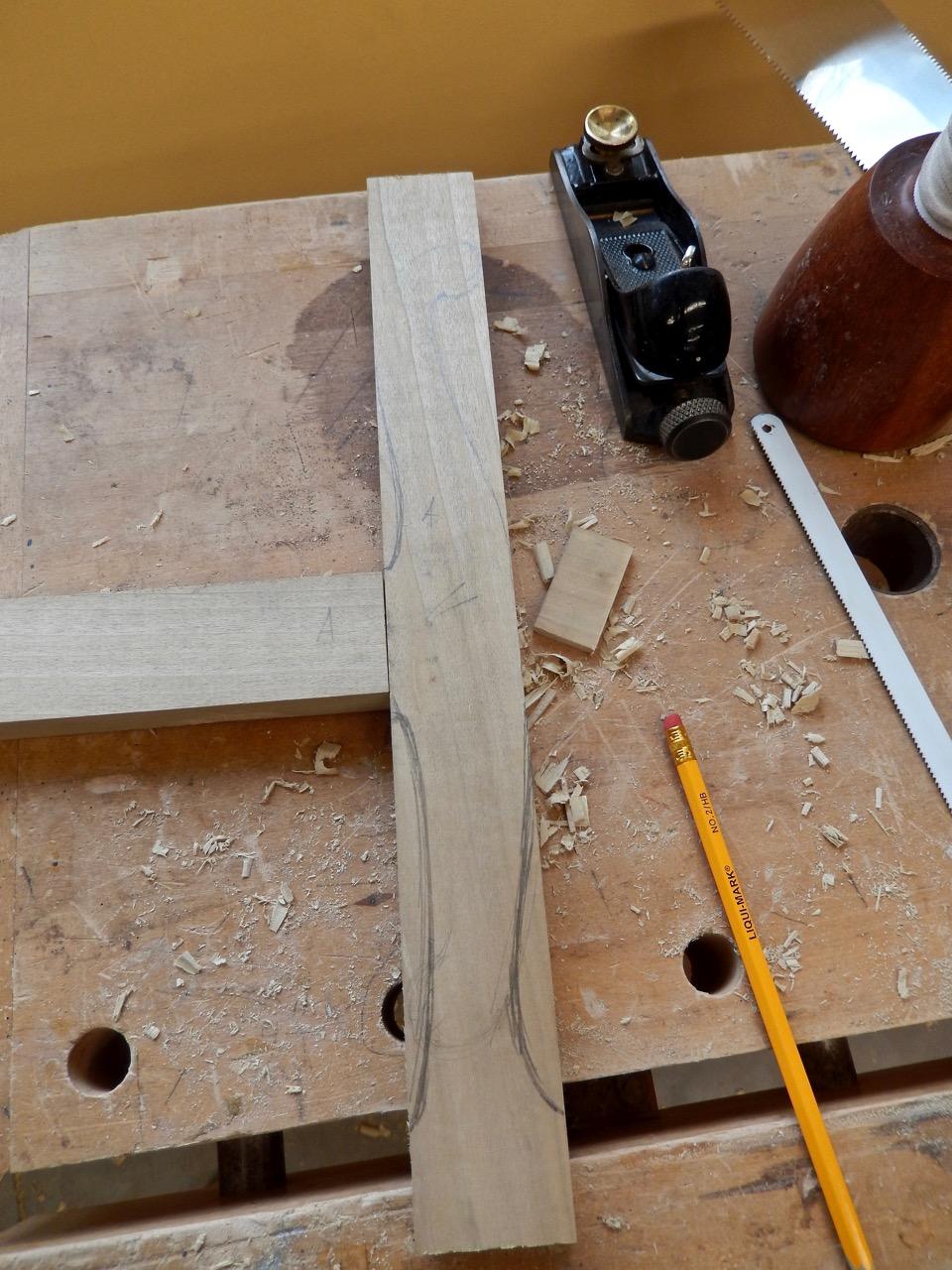 build a frame saw