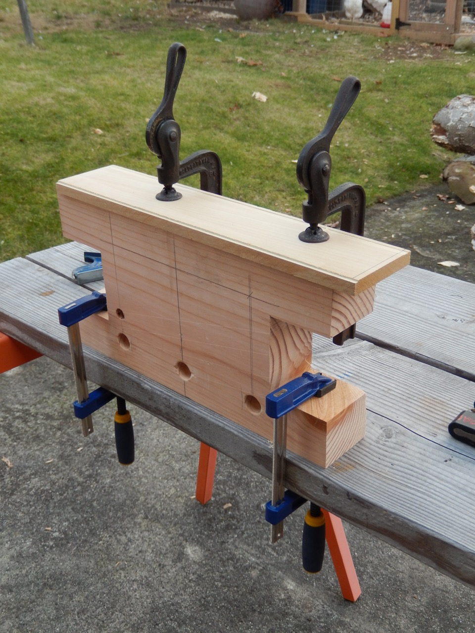 Simple Bench Bull  The Jack Of All Bench Jigs Part 3