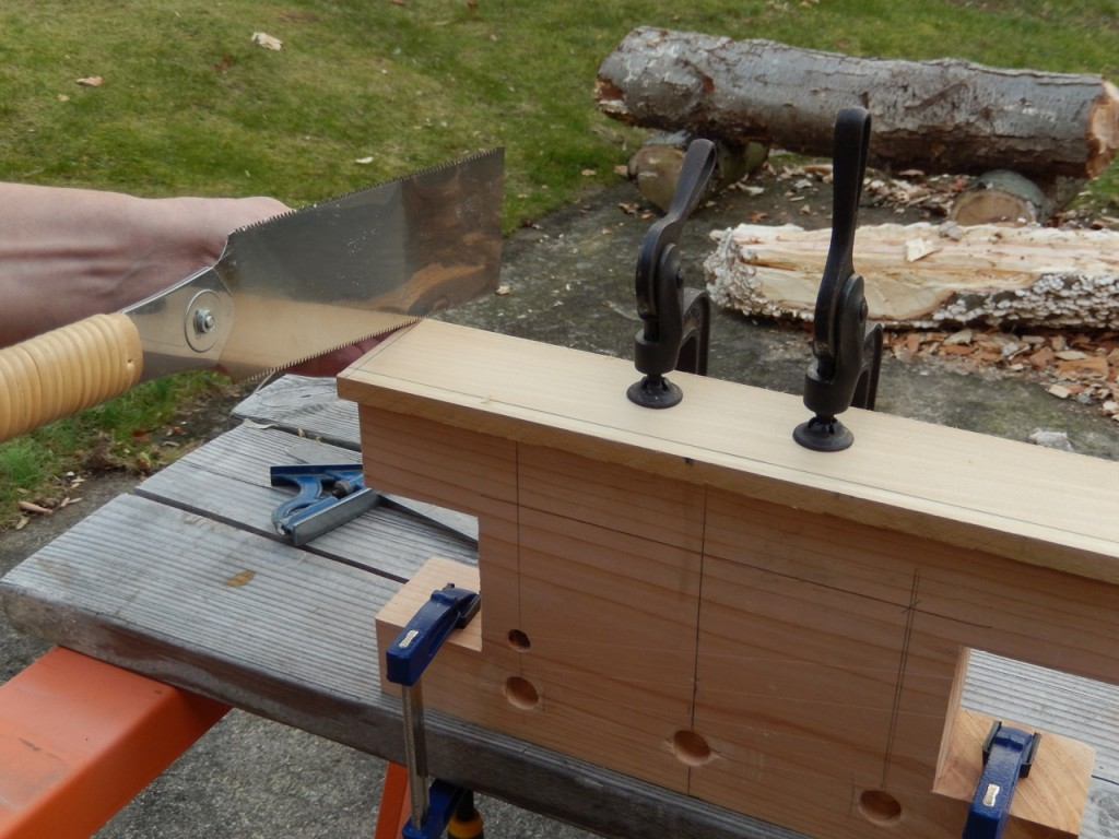 Model Bench Bull  The Jack Of All Bench Jigs Part 2