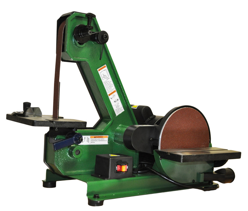 "Rikon 1"" x 42"" Belt Sander - Popular Woodworking Magazine"