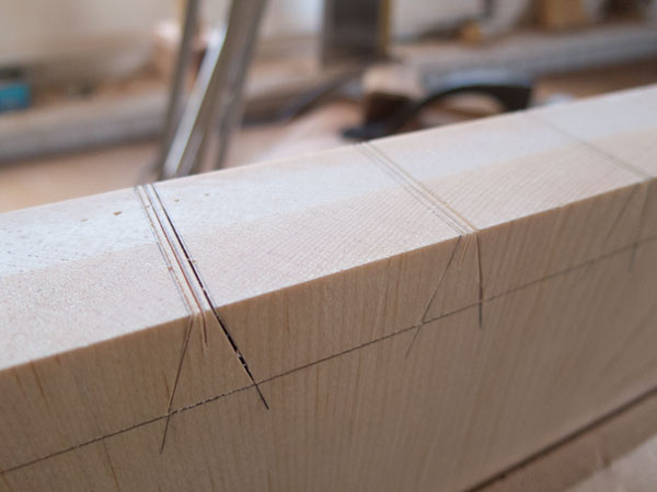 Warm up For Dovetails