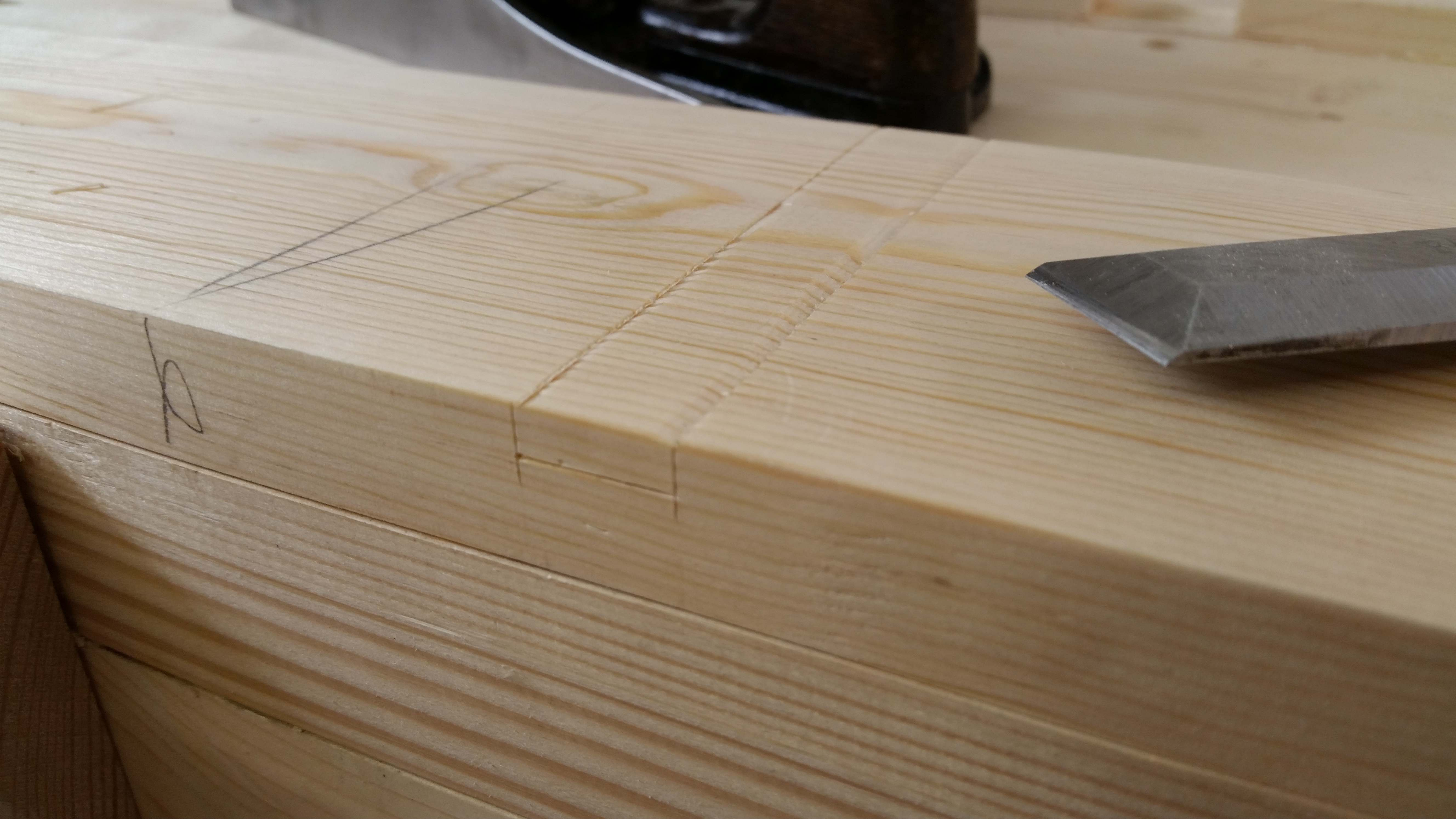how to cut a dado joint