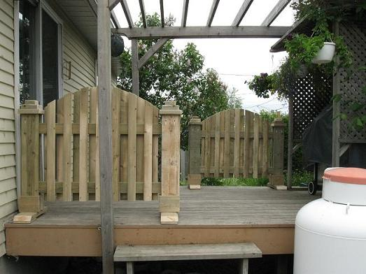 Deck Privacy Screens - Popular Woodworking Magazine