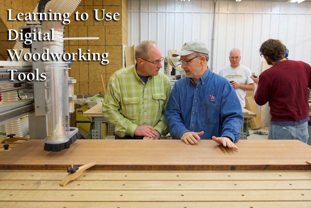digital woodworking tools
