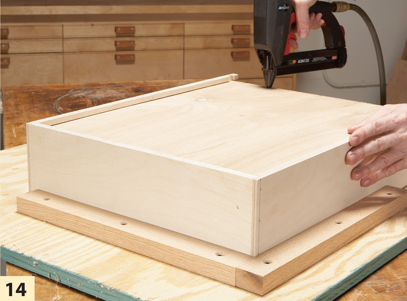 Fast and easy drawer boxes popular woodworking magazine