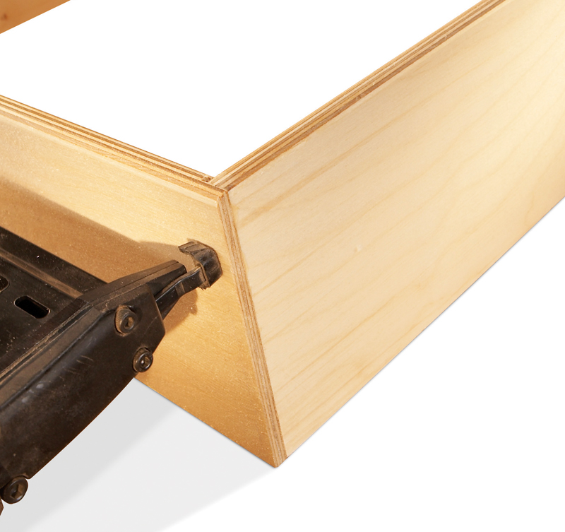 Fast-and-Easy Drawer Boxes - Popular Woodworking Magazine