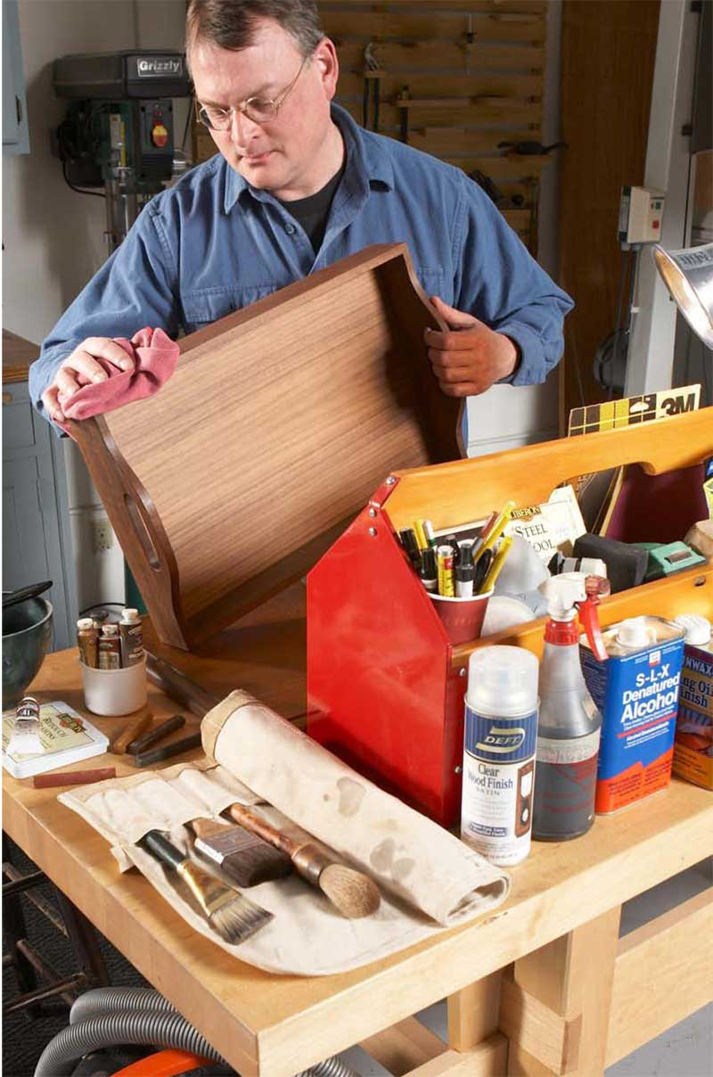 30 Must-Have Woodworking Tools for Finishing Wood