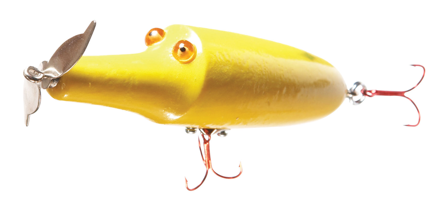 wooden fishing lures popular woodworking magazine