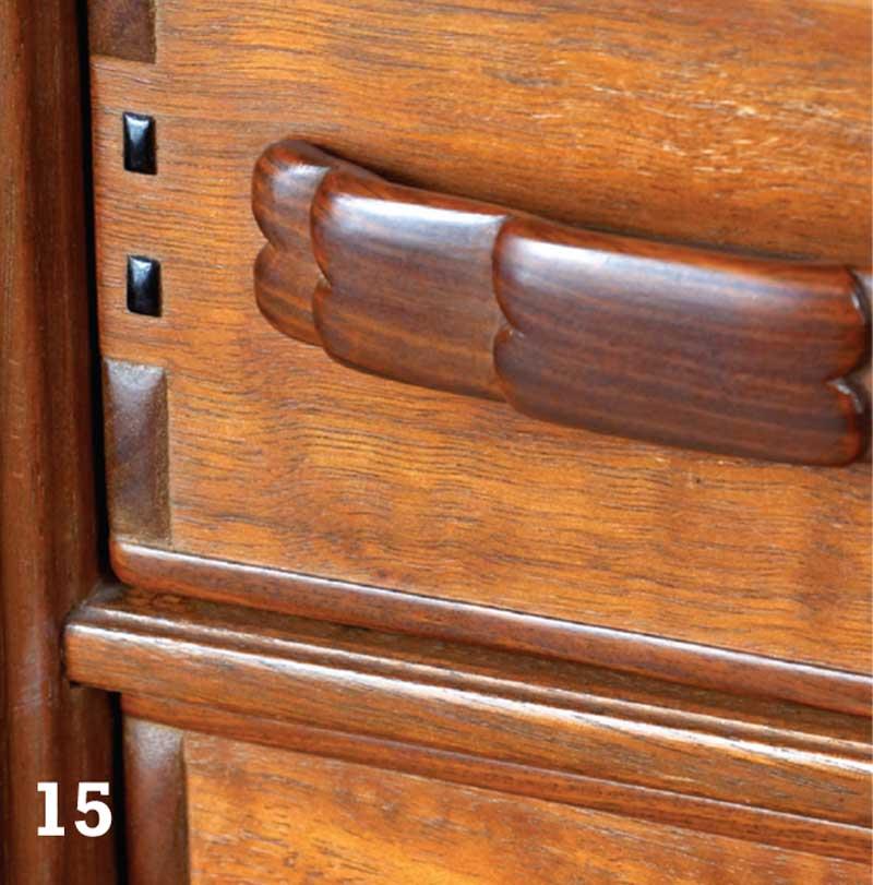 ... - Greene and Greene Furniture Details - Popular Woodworking Magazine